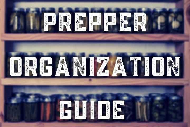 prepper organization guide