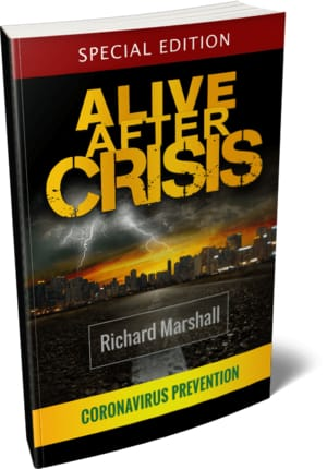 book on how to stay alive after a crisis like the coronavirus pandemic