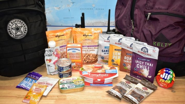 60 Best Foods for Bug Out Bags