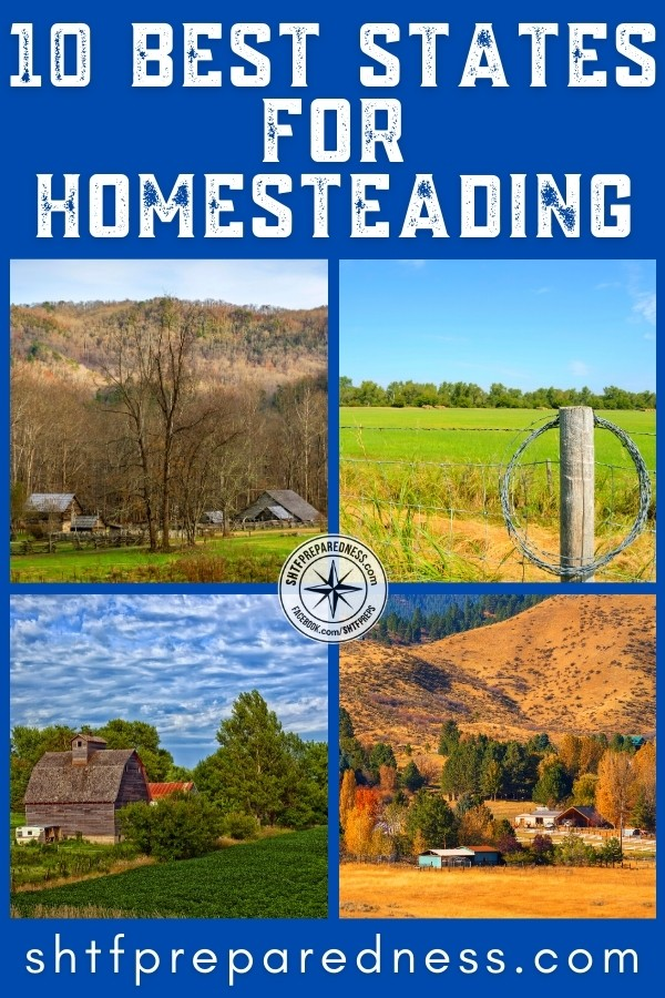 When choosing the best states for homesteading, consider factors like climate, homeschooling laws, & free land options. Explore our top state recommendations and decide for yourself.