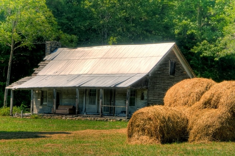 Tennessee: #2 best state for homesteading