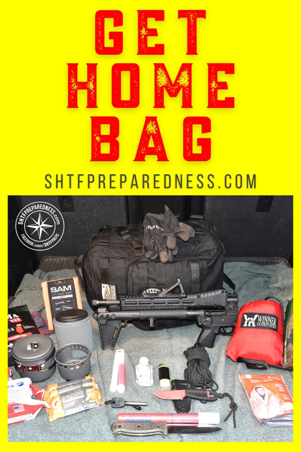 get home bag guide