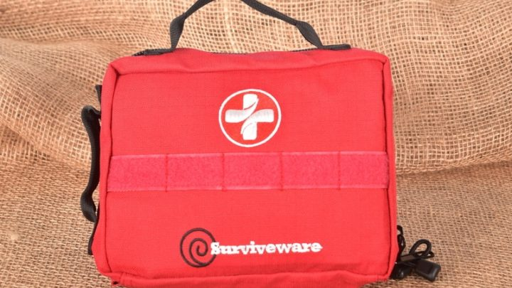 Surviveware Survival First Aid Kit Review