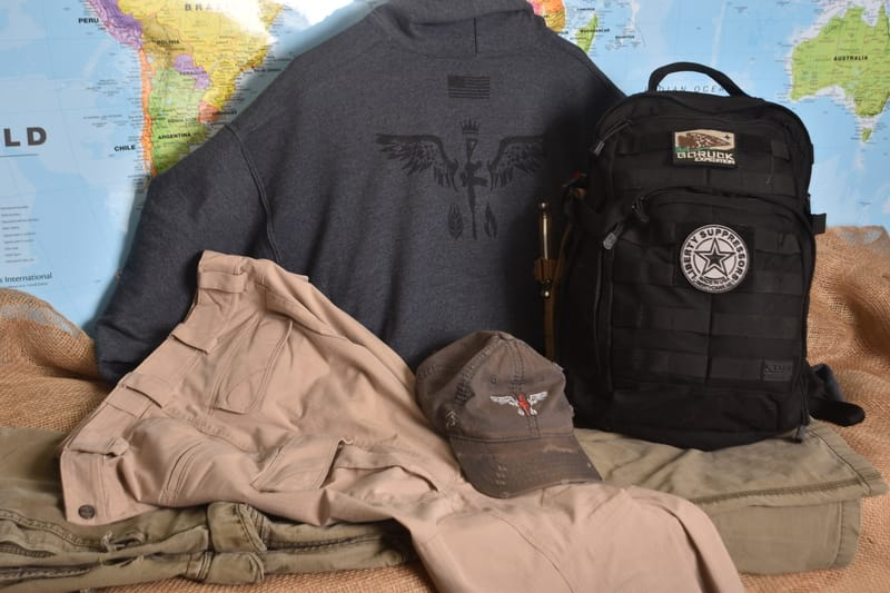 tactical clothes for the gray man