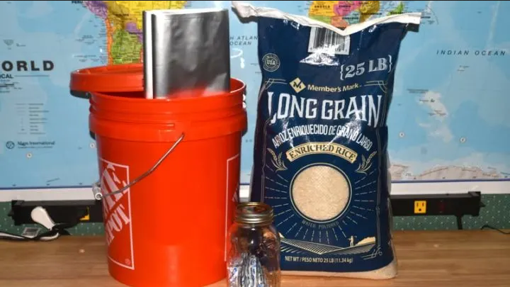 Long-Term Rice Storage Guide